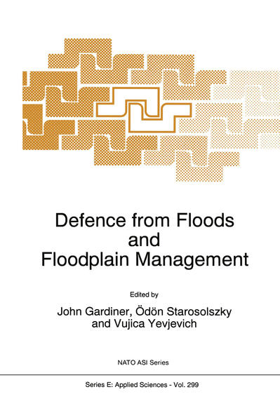 Defence from Floods and Floodplain Management - Coverbild