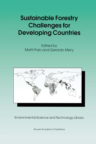 Sustainable Forestry Challenges for Developing Countries - Coverbild