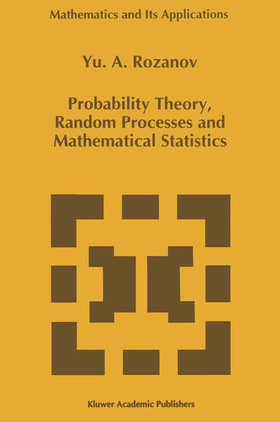 Probability Theory, Random Processes and Mathematical Statistics - Coverbild
