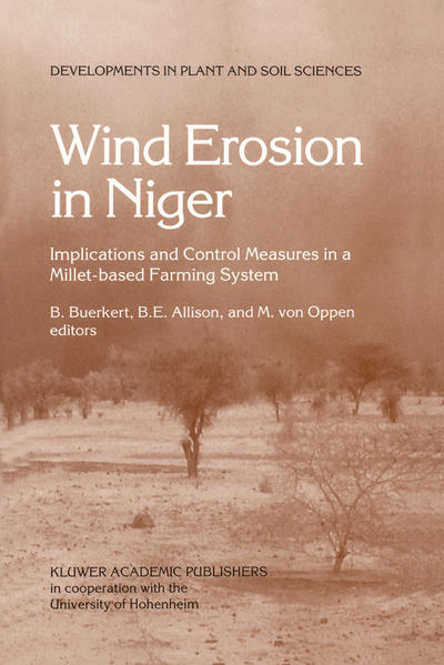 Wind Erosion in Niger - Coverbild
