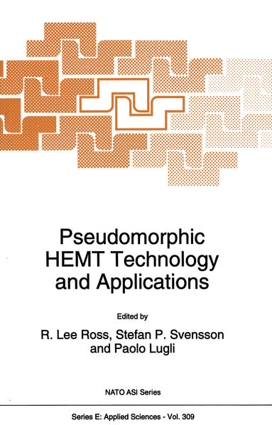 Pseudomorphic HEMT Technology and Applications - Coverbild