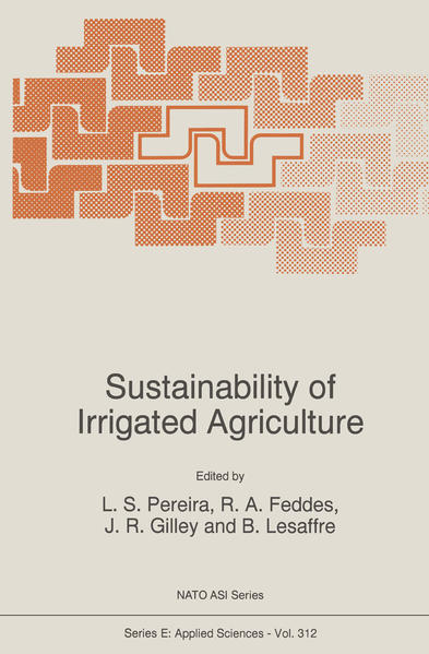 Sustainability of Irrigated Agriculture - Coverbild