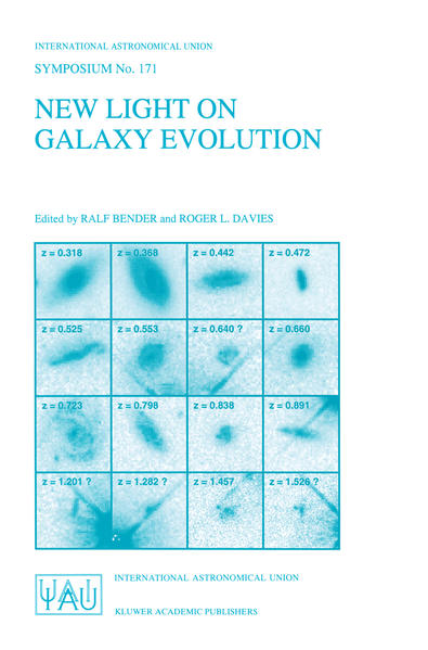 New Light on Galaxy Evolution - Coverbild