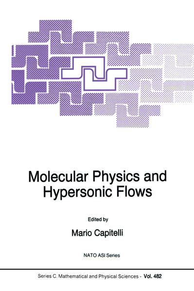 Molecular Physics and Hypersonic Flows - Coverbild