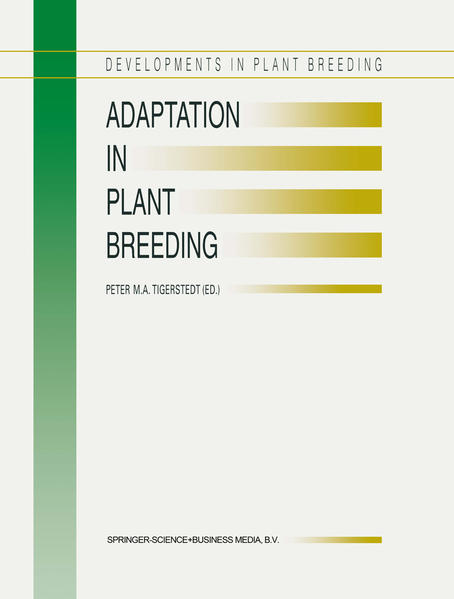 Adaptation in Plant Breeding - Coverbild