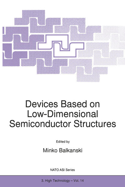 Devices Based on Low-Dimensional Semiconductor Structures - Coverbild
