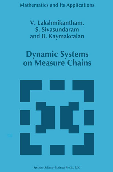 Dynamic Systems on Measure Chains - Coverbild