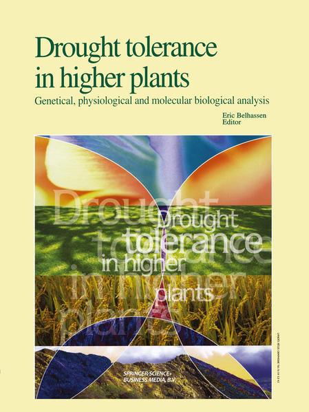 Drought Tolerance in Higher Plants: Genetical, Physiological and Molecular Biological Analysis - Coverbild