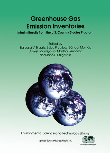 Greenhouse Gas Emission Inventories - Coverbild