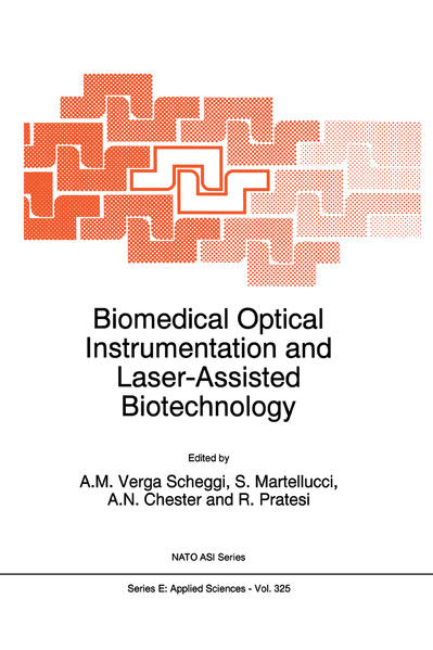 Biomedical Optical Instrumentation and Laser-Assisted Biotechnology - Coverbild
