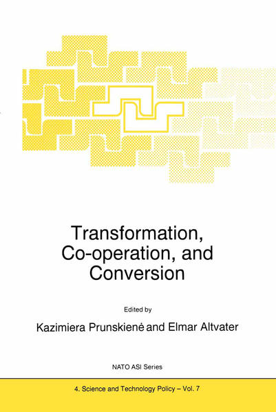 Transformation, Co-operation, and Conversion - Coverbild