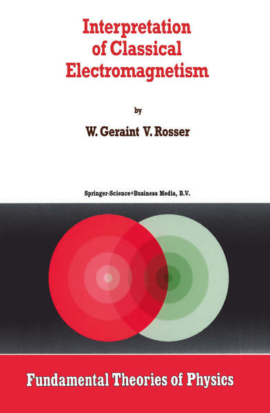 Interpretation of Classical Electromagnetism - Coverbild