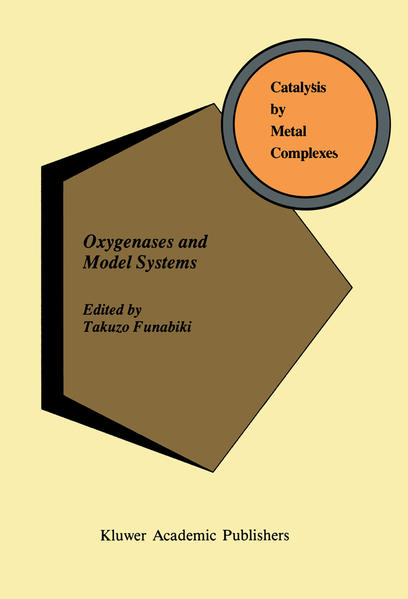 Oxygenases and Model Systems - Coverbild