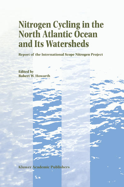 Nitrogen Cycling in the North Atlantic Ocean and its Watersheds - Coverbild