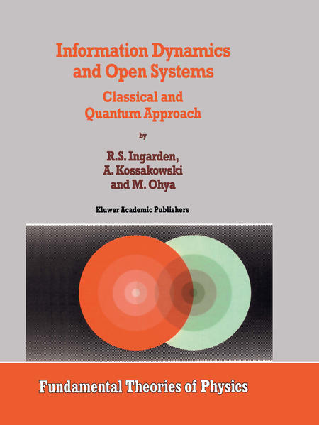 Information Dynamics and Open Systems - Coverbild