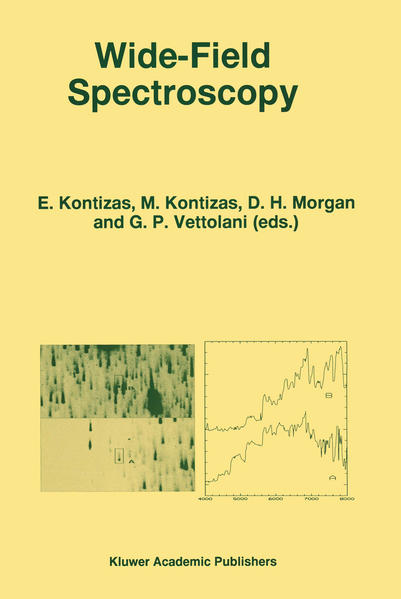 Wide-Field Spectroscopy - Coverbild