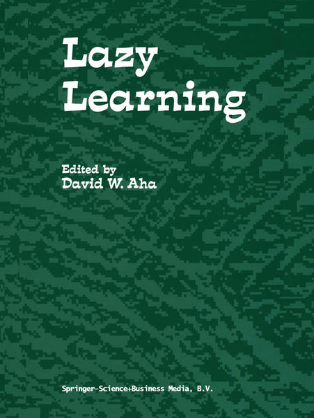 Lazy Learning - Coverbild