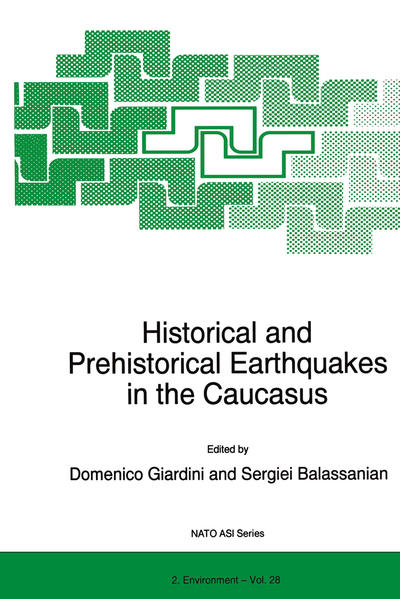 Historical and Prehistorical Earthquakes in the Caucasus - Coverbild