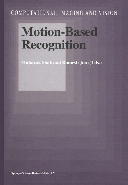 Motion-Based Recognition - Coverbild