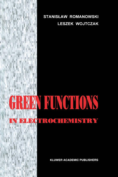 Green Functions in Electrochemistry - Coverbild