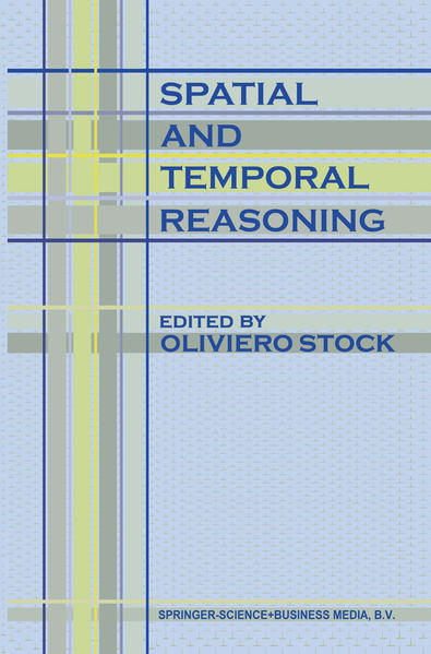 Spatial and Temporal Reasoning - Coverbild