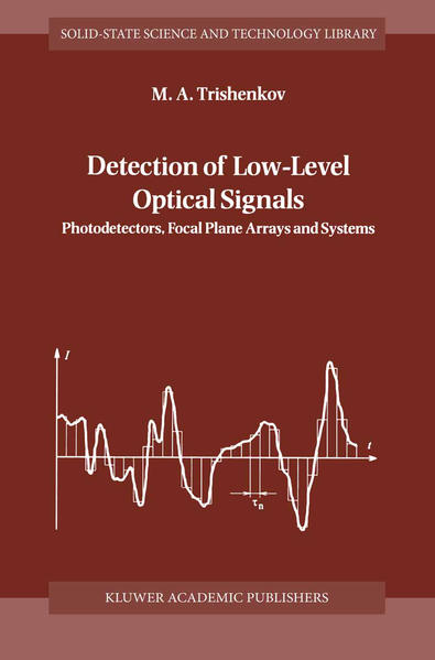 Detection of Low-Level Optical Signals - Coverbild