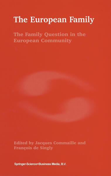 The European Family - Coverbild