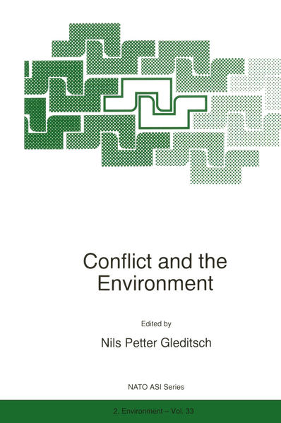 Conflict and the Environment - Coverbild