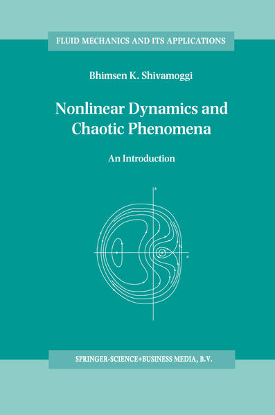 Nonlinear Dynamics and Chaotic Phenomena - Coverbild