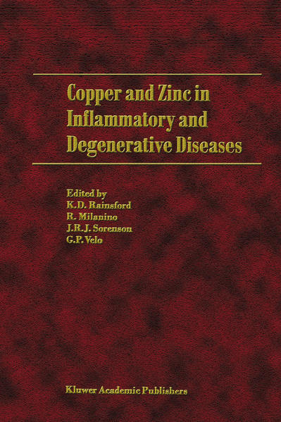 Copper and Zinc in Inflammatory and Degenerative Diseases - Coverbild