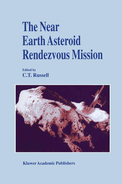 The Near Earth Asteroid Rendezvous Mission - Coverbild
