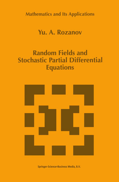 Random Fields and Stochastic Partial Differential Equations - Coverbild