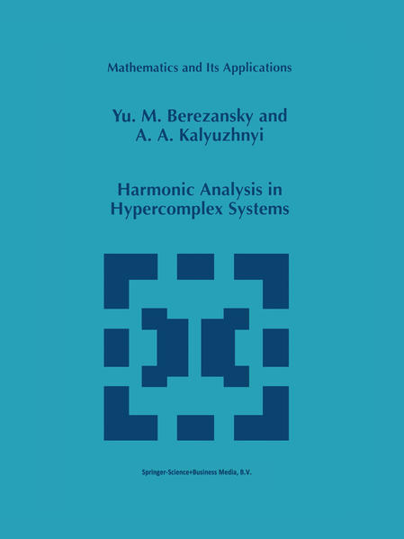 Harmonic Analysis in Hypercomplex Systems - Coverbild