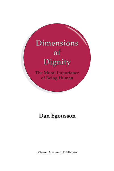 Dimensions of Dignity - Coverbild