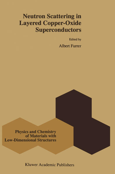 Neutron Scattering in Layered Copper-Oxide Superconductors - Coverbild