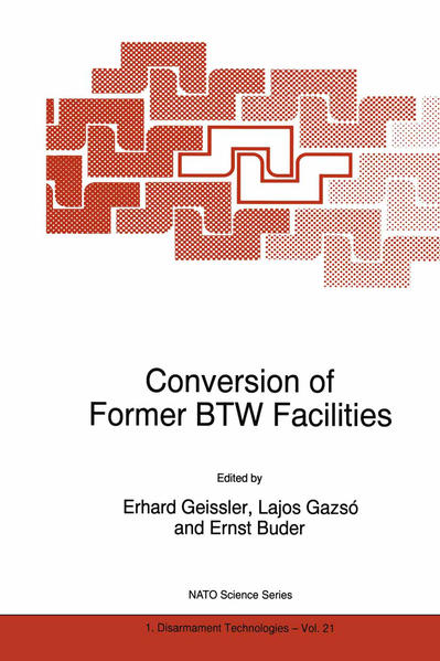 Conversion of Former BTW Facilities - Coverbild