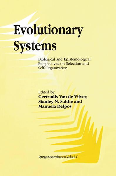 Evolutionary Systems - Coverbild