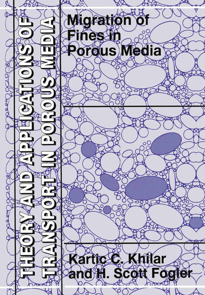 Migrations of Fines in Porous Media - Coverbild