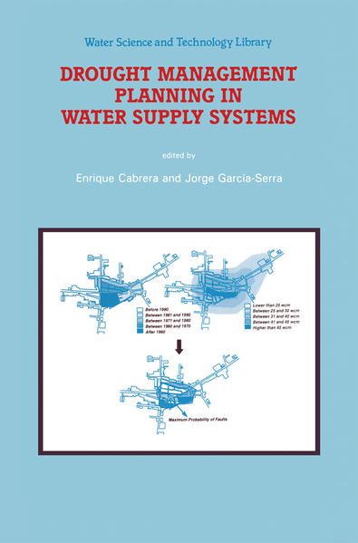 Drought Management Planning in Water Supply Systems - Coverbild