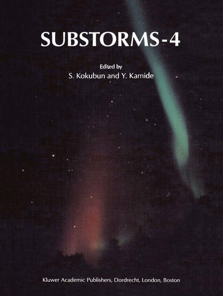 Substorms-4 - Coverbild