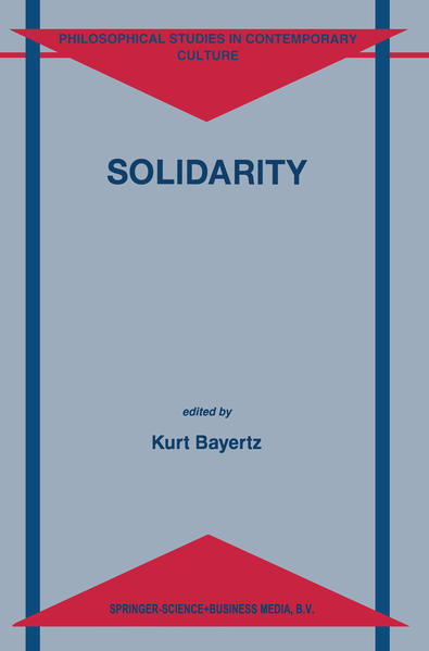 Solidarity - Coverbild