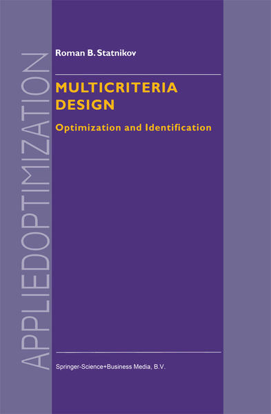 Multicriteria Design - Coverbild