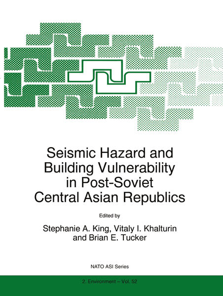 Seismic Hazard and Building Vulnerability in Post-Soviet Central Asian Republics - Coverbild