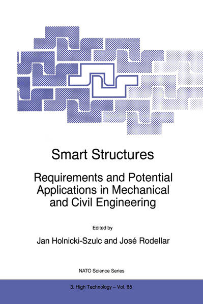 Smart Structures - Coverbild