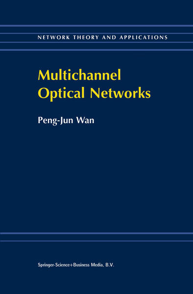 Multichannel Optical Networks - Coverbild