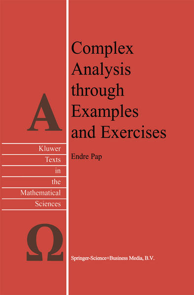 Complex Analysis through Examples and Exercises - Coverbild