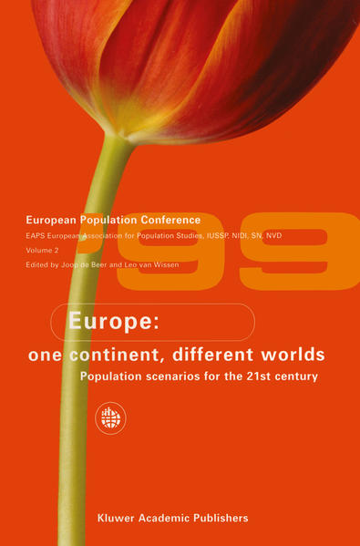 Europe: One Continent, Different Worlds - Coverbild
