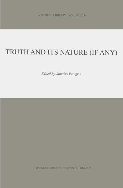 Truth and Its Nature (if Any) - Coverbild