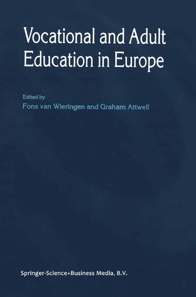 Vocational and Adult Education in Europe - Coverbild