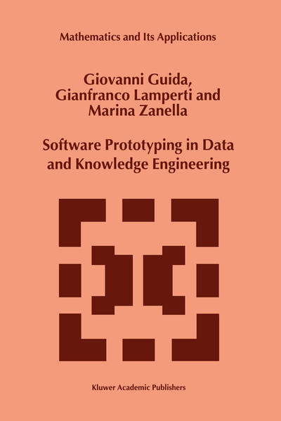 Software Prototyping in Data and Knowledge Engineering - Coverbild